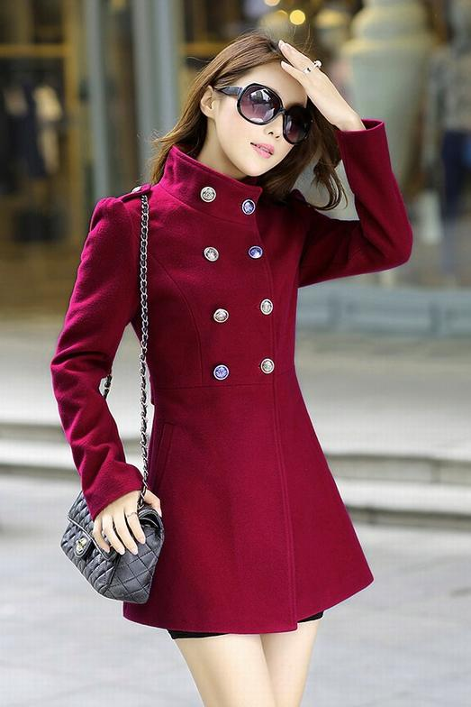 COAT KOREA - JAKET MUSIM DINGIN - BIG SIZE