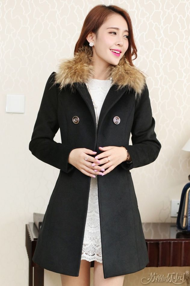 JAKET BUU KOREA - LONG COAT KOREA
