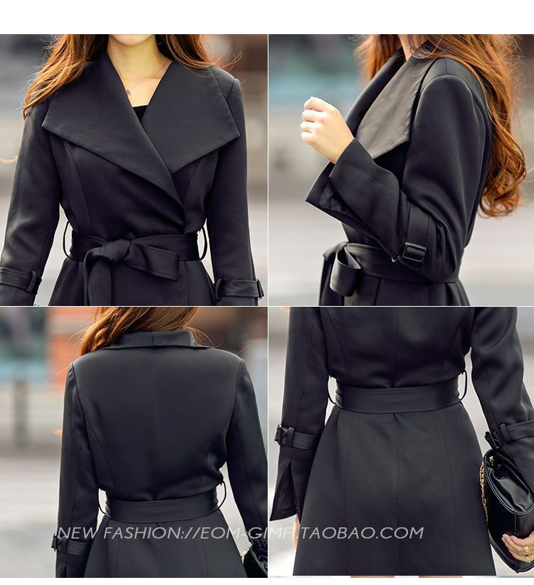 LONG BLAZER - COAT PANJANG KOREA