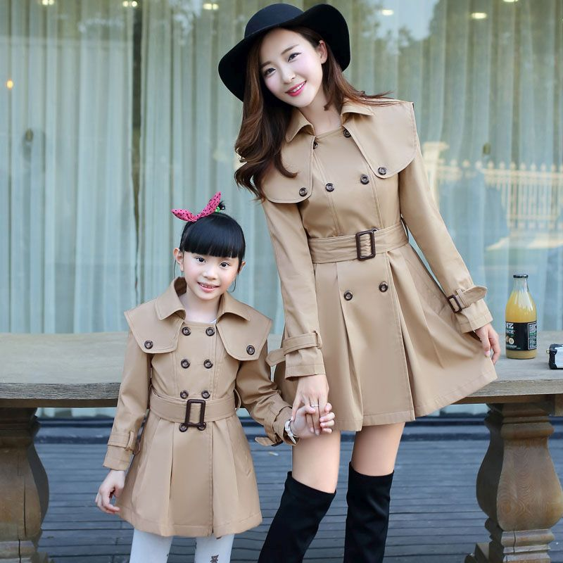 Citaten Winter Anak : Set jaket korea ibu dan anak couple korean coat