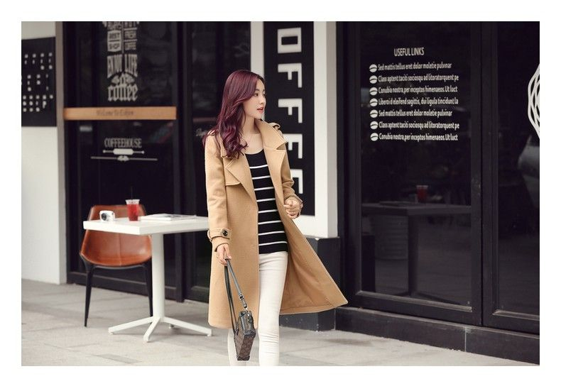 LONG COAT KOREA - COAT IMPORT KOREA
