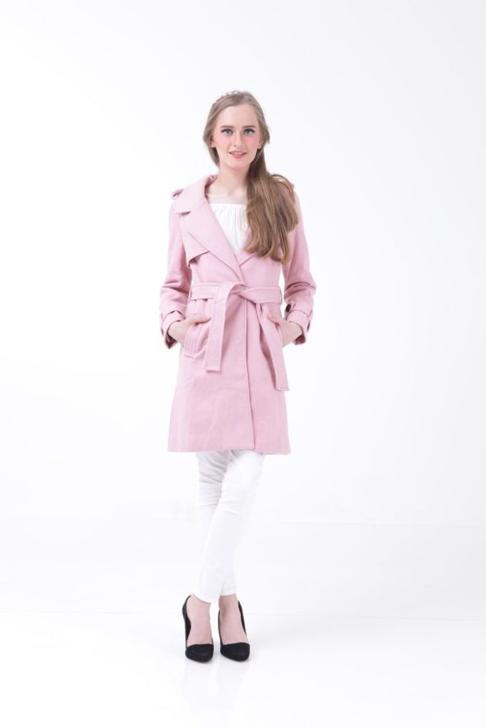 JAKET IMPORT READY STOCK - COAT IMPORT WANITA