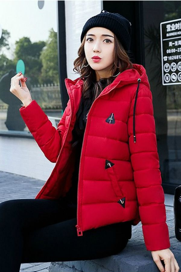 JAKET DOWN COAT - JAKET BULU BIG SIZE